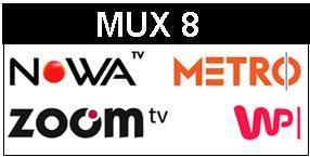 MUX 8