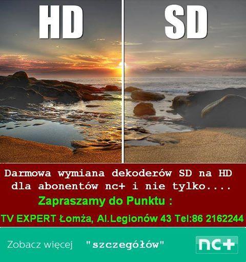 nc+ HD