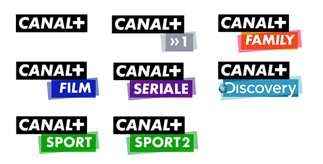 CANAL+ x 8