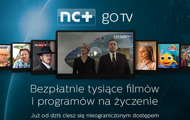 nc+ go tv