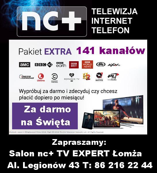 nc+ oferta testowa